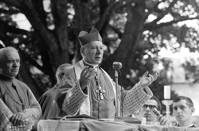Prymas Tysiąclecia, kard. Stefan Wyszyński, był prymasem Polski w latach 1948–1981
