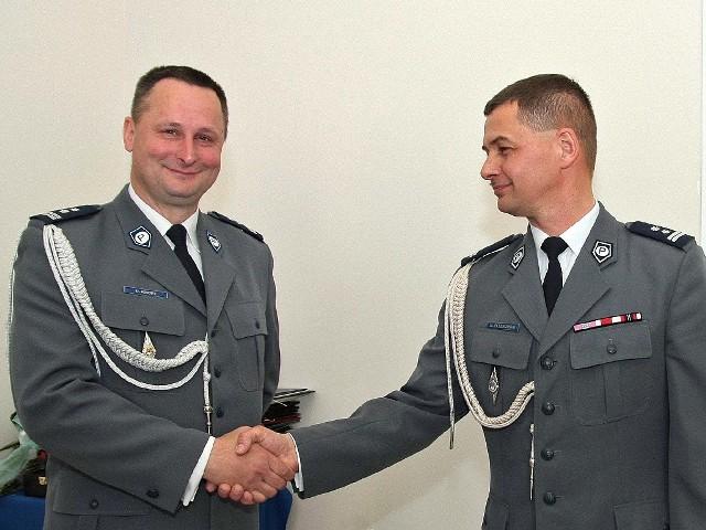 Dariusz Knoff i Mirosław Elszkowski.