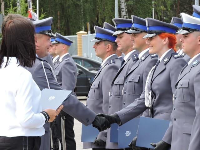 Uroczyste obchody Święta Policji w Ostrołęce 2019
