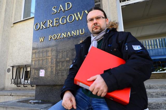 Jan Schneider nie wierzy już w sprawiedliwość. Kilka lat sądowej walki o odzyskanie pieniędzy matki pozbawiło go złudzeń