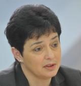 Iwona Skołozubowa, radna powiatu krośnieńskiego