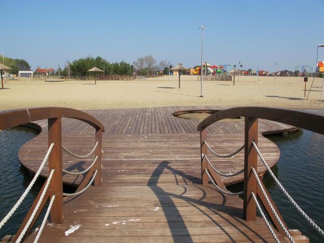 Plaże pod Gorzowem opustoszały. W Kłodawie i w Karninie pustki. Tak samo na bulwarze nad Wartą