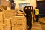 Przemyt papierosów za ponad 400 tys. zł udaremniony przez funkcjonariuszy lubelskiej Służby Celno-Skarbowej
