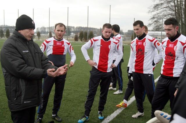 Trener Ryszard Tarasiewicz jeszcze przed wiosną może odejść z ŁKS