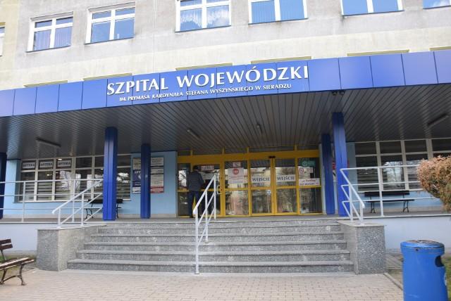 Koronawirus w sieradzkim szpitalu