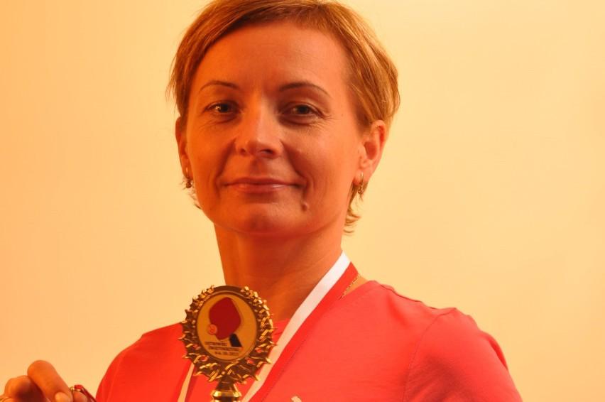 Beata Świderska podczas swojej kariery zdobyła wiele pucharów