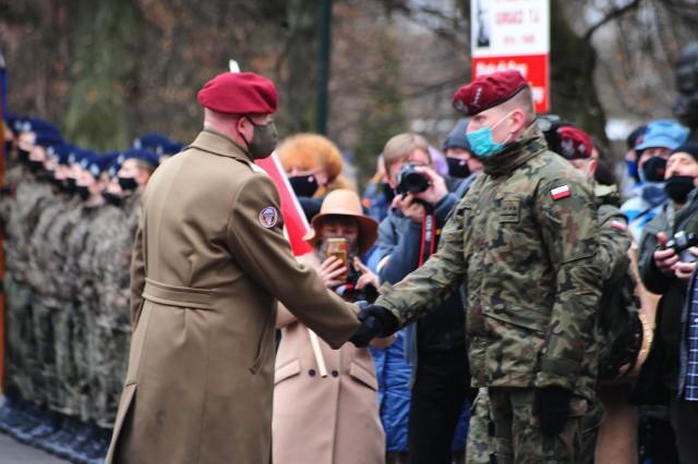 """Narodowy Dzień Pamięci """"Żołnierzy Wyklętych"""" w Krakowie"""