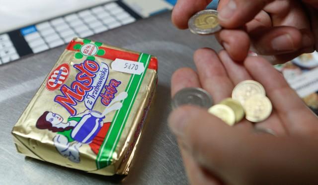 Niektóre hipermarkety, również na Śląsku, muszą zmagać się z plagą... kradzieży masła. To nie żart
