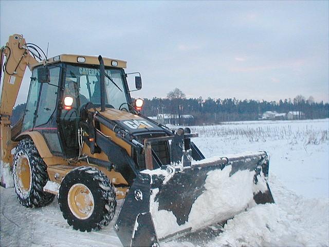 W mieście i gminie Wąchock jest do zimowego utrzymania ponad 32 kilometry dróg gminnych