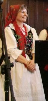 Radziszów. Odeszła Małgorzata Paciorek. Zawsze była bardzo pogodna  i lubiła żartować. Śpiewala w Kapeli Ludowej Radziszów