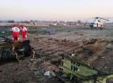 Katastrofa samolotu lecącego na Ukrainę! Boeing 737-800 ukraińskich linii lotniczych rozbił się w Iranie. Zginęło 180 pasażerów