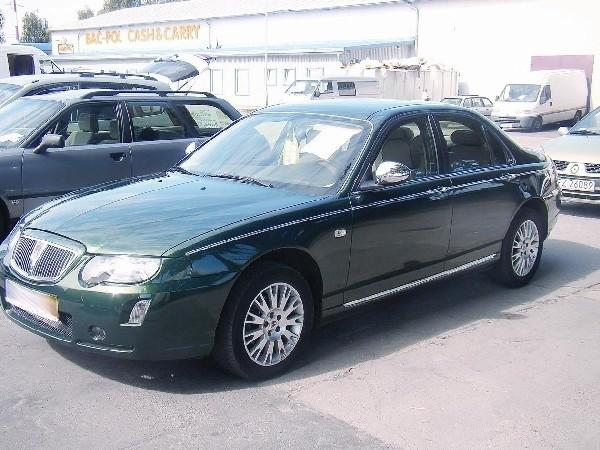Rover 75, rocznik 2004, sprowadzony z Niemiec, silnik benzynowy, przebieg 69 tys. km, cena 27.600 zł