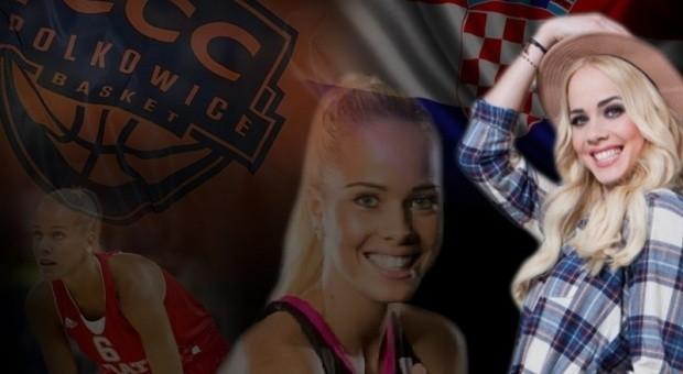 Antonija Sandrić jest ostatnią zawodniczką, która w tym sezonie dołączyła do CCC Polkowice