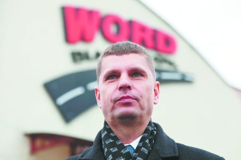 Dariusz Piontkowski teraz walczy o szkoły jazdy