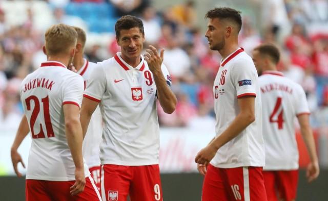 08.06.2021. W ostatnim sprawdzianie przed Euro 2020 Polska zremisowała w Poznaniu z Islandią 2:2.
