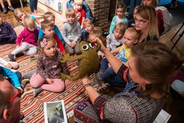 Brama Poznania organizuje wiele wydarzeń dedykowanym dzieciom.