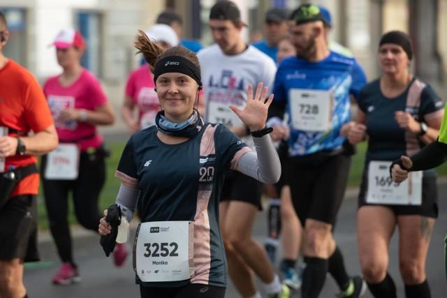 20.10.2019 poznan lg 20 pko poznan maraton. glos wielkopolski. fot. lukasz gdak/polska press