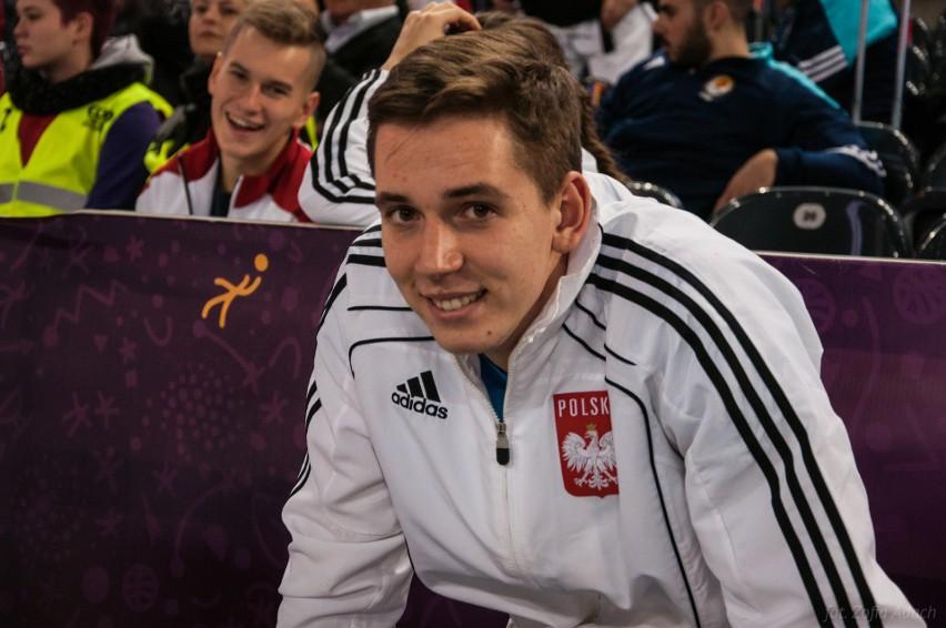 Kamil Ochocki – mistrz świata i Europy, pierwszy laureat mistrzostw Łodzi w kumite