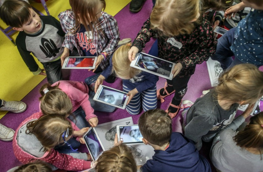 Cyfryzacja może być dla szkół także szansą na rozwinięcie...