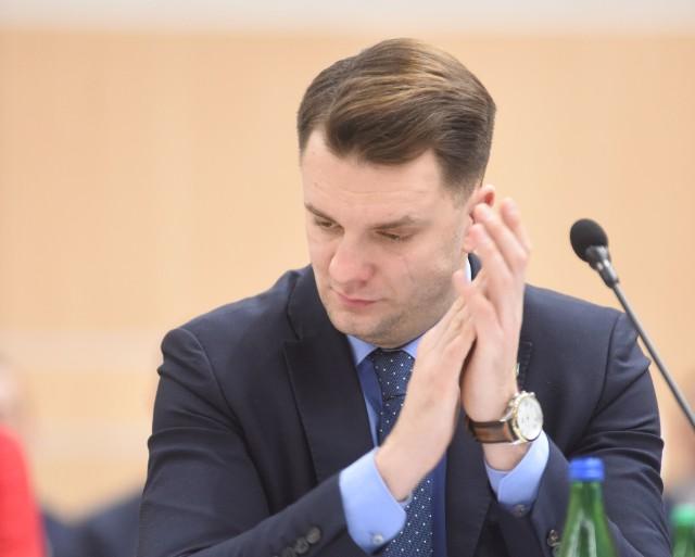 Łukasz Mejza, radny sejmiku województwa lubuskiego