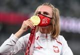 Na paraolimpiadzie w Tokio pierwszy raz zagrano Mazurka Dąbrowskiego. Mistrzyni zaczynała od ... rzutu butelką