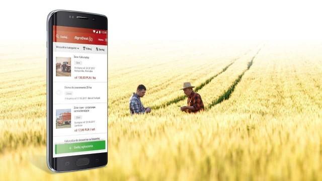 Namierzą choroby roślin i złodzieja - nowe technologie w służbie rolnikomNa rynku pojawia się coraz więcej aplikacji usprawniających pracę w polu