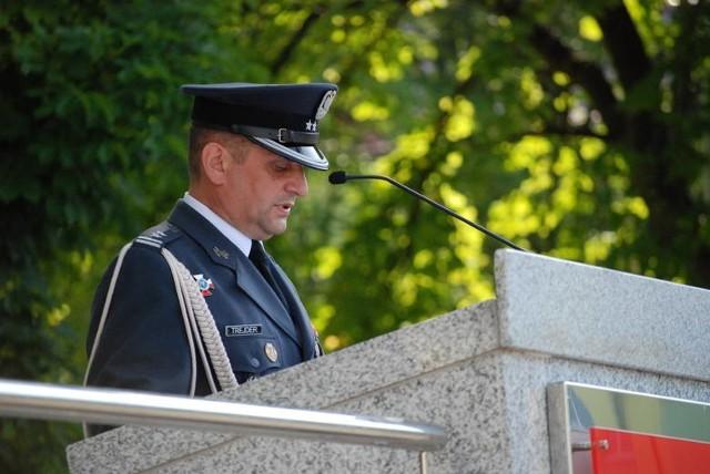 Pułkownik Józef Trejder dotychczas pełnił obowiązki komendanta Centrum Szkolenia Sił Powietrznych w Koszalinie.