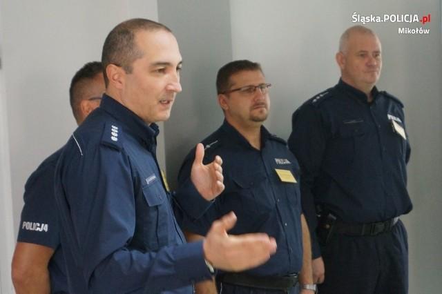 """Ćwiczenia mobilizacyjne """"Egida 18"""" w Mikołowie"""