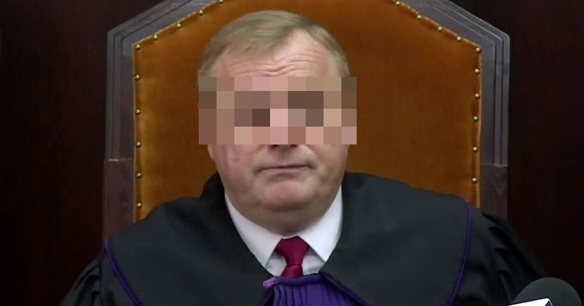 Sędzia Robert W. został zawieszony w obowiązkach. Nie...