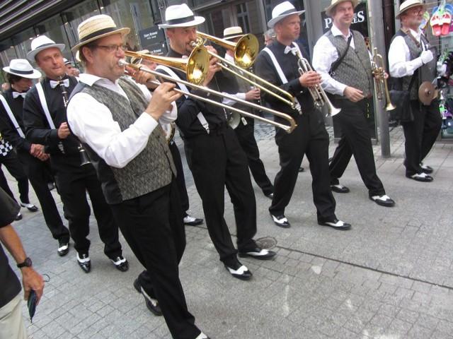 Poznański zespół Dixie Company wystąpi na Sacramento Jazz Festival.