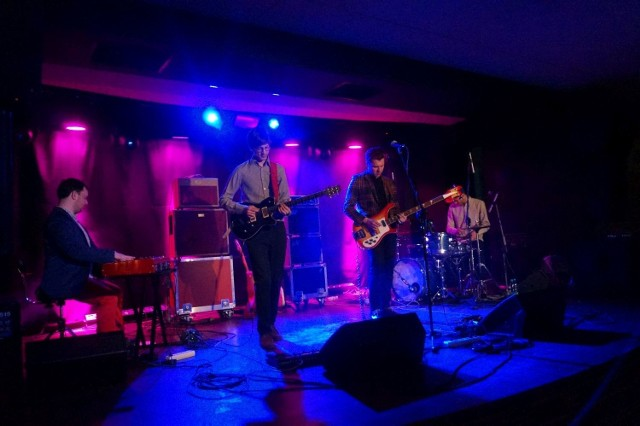 Jazzpospolita zagra koncert w klubie Zmiana Klimatu 3 marca