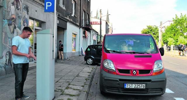 Niewykluczone, że parkomaty wkrótce znikną z ulicy Krakowskiej i Ogrodowej w Częstochowie