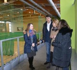 Budynki pasywne w gminie Słomniki zainteresowały Ministerstwo Przedsiębiorczości i Technologii