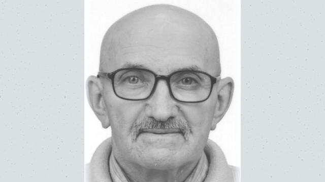 Zaginiony, 76-letni Stanisław Bielka z Gubina.