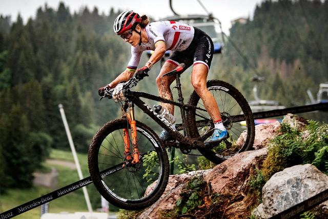 Maja Włoszczowska gotowa na bycie chorążym i do walki o olimpijski medal