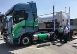 HOYER i BARTER testują pojazdy zasilane LNG (zdjęcia)