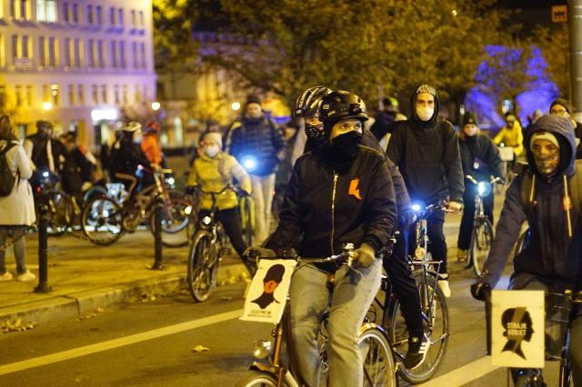 W czwartek, 5 listopada z placu Wolności w Poznaniu wyruszyła manifestacja... rowerowa. To kolejny dzień protestów po zaostrzeniu prawa aborcyjnego wyrokiem Trybunały Konstytucyjnego.