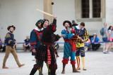 Na Wawelu zagrali w... palanta. Po raz pierwszy od czasów Zygmunta Augusta! [ZDJĘCIA]