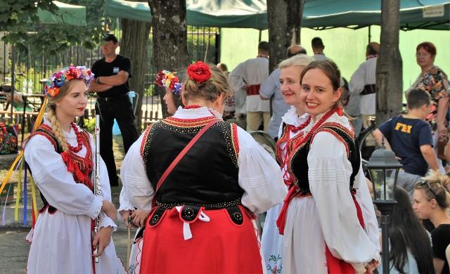 Festiwal Kapel Ludowych w Zwierzyńcu
