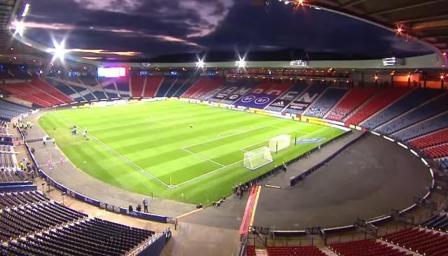 Szkoci na stadionie Hampden Park zagrają z Czechami i Chorwacją