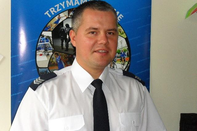 Aby zagłosować na sierż. sztab. Marcina Smarza wyślij SMS o treści POLICJANT.8 na numer 7155 (koszt 1.23 zł z VAT)