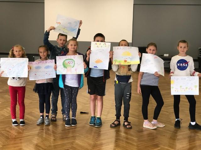 Mysłowicki Ośrodek Kultury przygotował dla dzieci sporo atrakcji na wakacje. Na półkoloniach nie ma czasu na na nudę