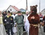 Wodzenie niedźwiedzia w Kępie