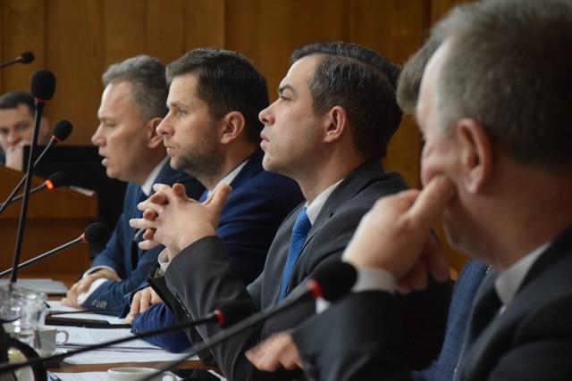 Podczas piątkowej sesji (20 grudnia) malborscy radni nie debatowali nad projektem budżetu miasta Malborka na 2020 r.