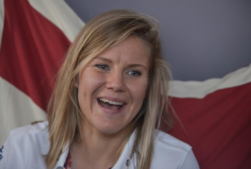 Małgorzata Białecka - medalowa nadzieja na igrzyskach