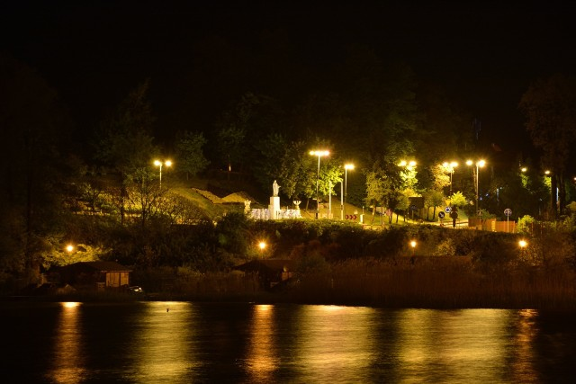 Enea wybuduje nowe punkty świetlne na terenie Sępólna, jeśli gmina przekaże jej swój majątek