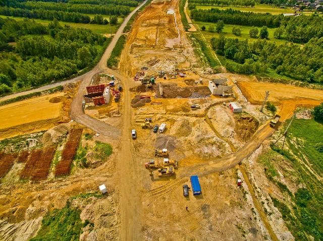 Budowa śląskiego odcinka autostrady A1