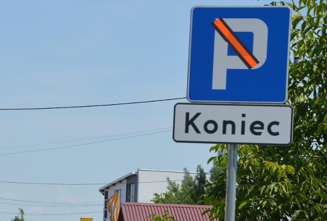 Strefa płatnego parkowania w Proszowicach rozpocznie funkcjonowanie od 1 września.