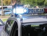 Wypadek busa w miejscowości Kępina. Zablokowana trasa Konin - Tuliszków