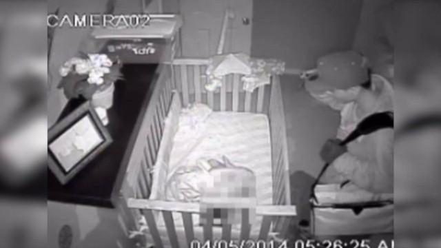 Włamał się do pokoju dziecka. Rodzice nic nie wiedzieli (WIDEO, ZDJĘCIA)Włamał się do pokoju dziecka. Rodzice nic nie wiedzieli (WIDEO, ZDJĘCIA)